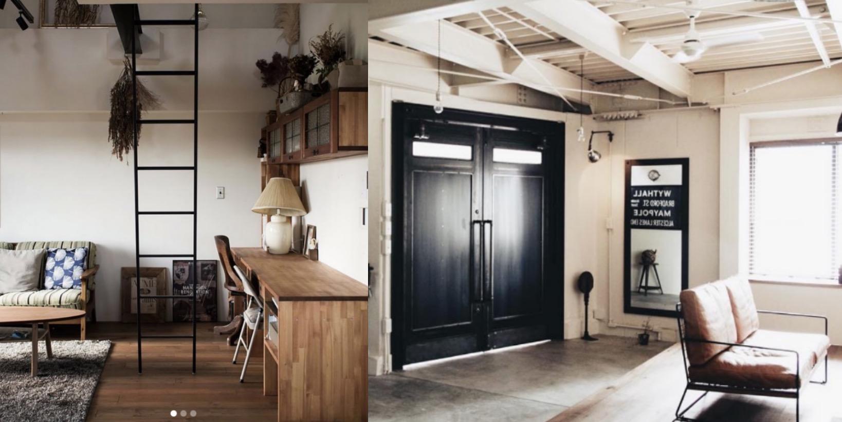 趁過年除舊佈新,讓家裡變得跟咖啡廳一樣美!輕工業風居家佈置提案