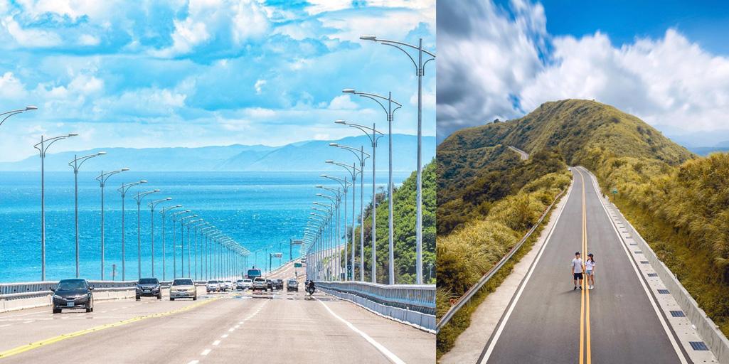 美的超犯規!5大全台最美公路 海天一色直上雲霄