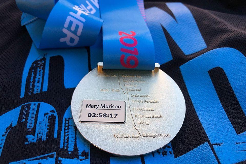 許多人在黃金海岸馬拉松創下個人最佳路跑紀錄(圖/昆士蘭旅遊及活動推廣局)