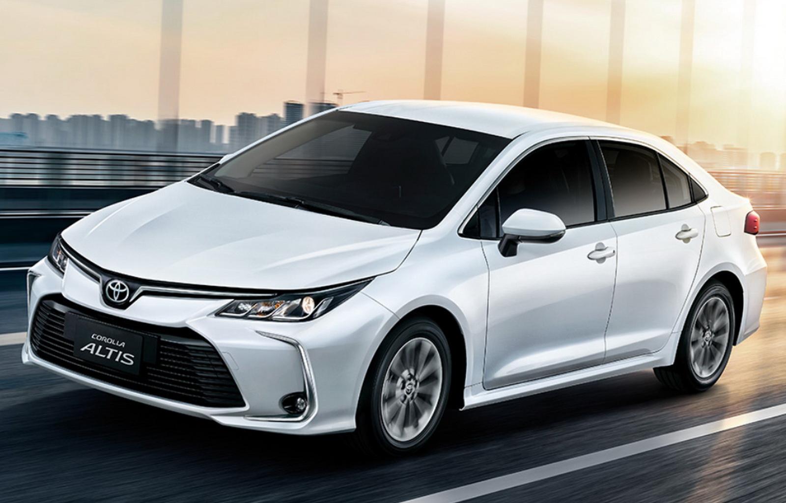 圖/Toyota原廠推出全車系活動刺激買氣,冠軍車Corolla Altis保持高水準,12月銷量來到3,547輛。