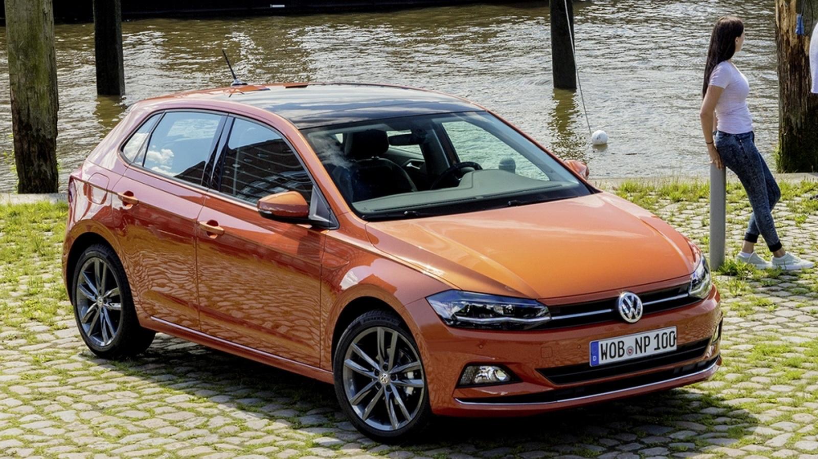 圖/2020 Volkswagen Polo 230 TSI Life完美融合新世代Polo與家族經典元素,更寬闊的車身比例,展現出俐落動感的氣息。