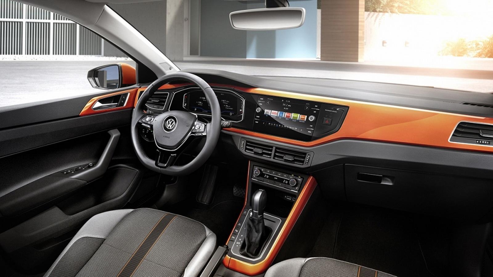 圖/2020 Volkswagen Polo 230 TSI Life得益於MQB創新平台在空間上的彈性釋放,整體乘坐表現比前一代更舒適。