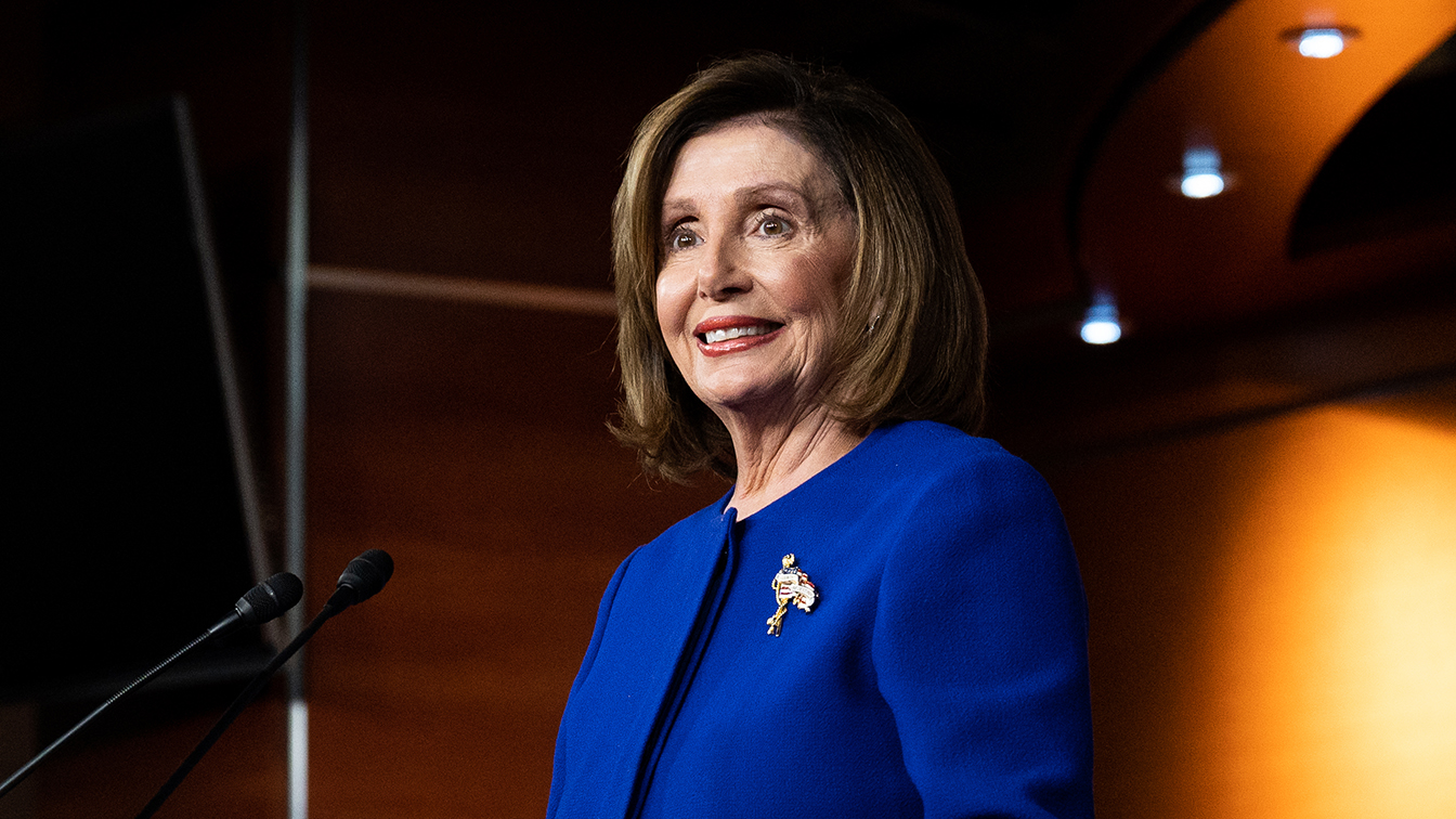 Pelosi will send impeachment articles to Senate next week