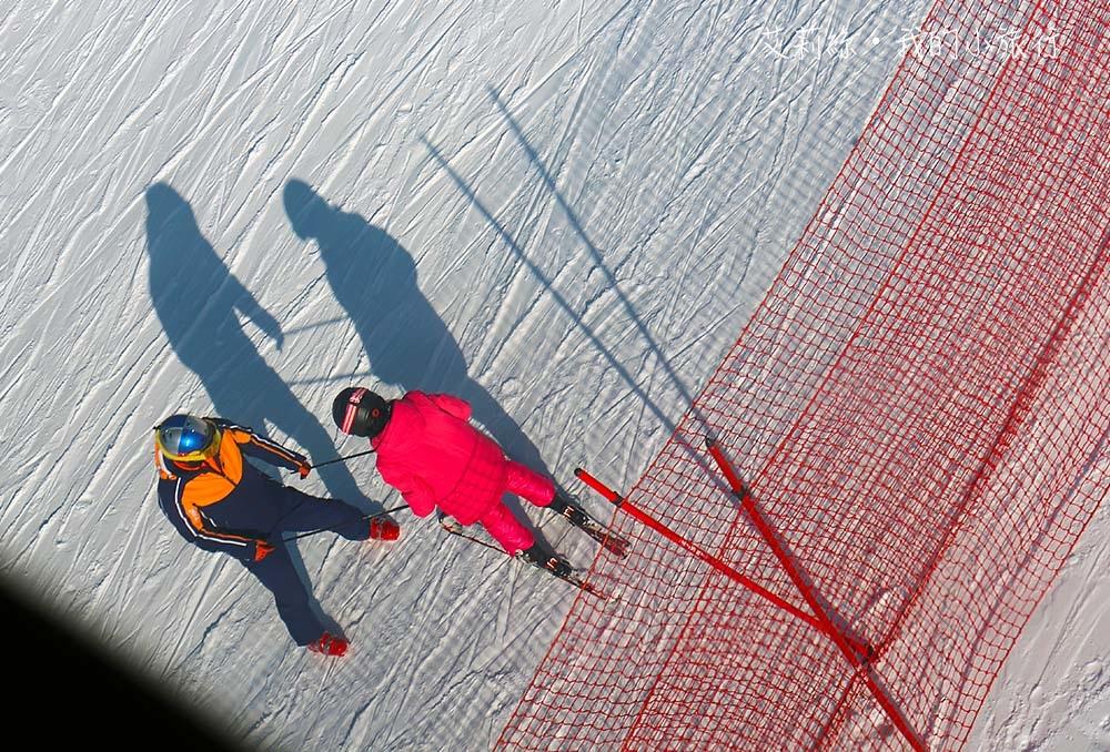 大明滑雪場冰雪王國
