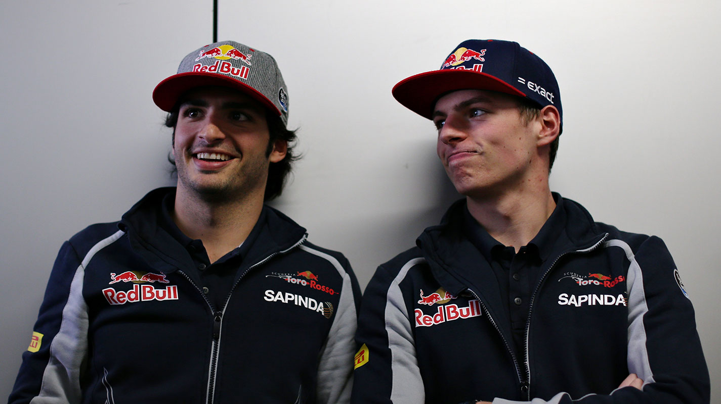 Marko:不後悔讓Sainz離去因為他不是Verstappen
