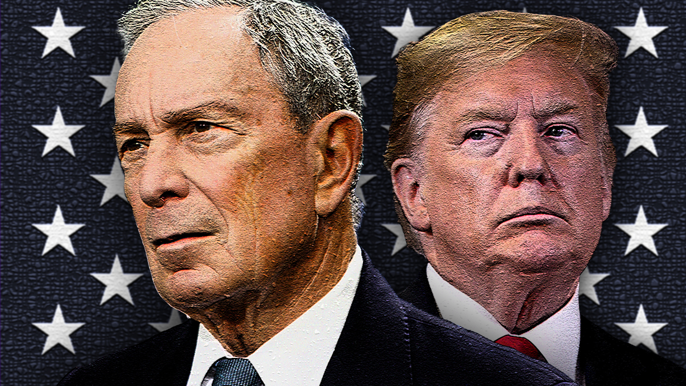 Donald Trump is suddenly scared of Mike Bloomberg — as he should be
