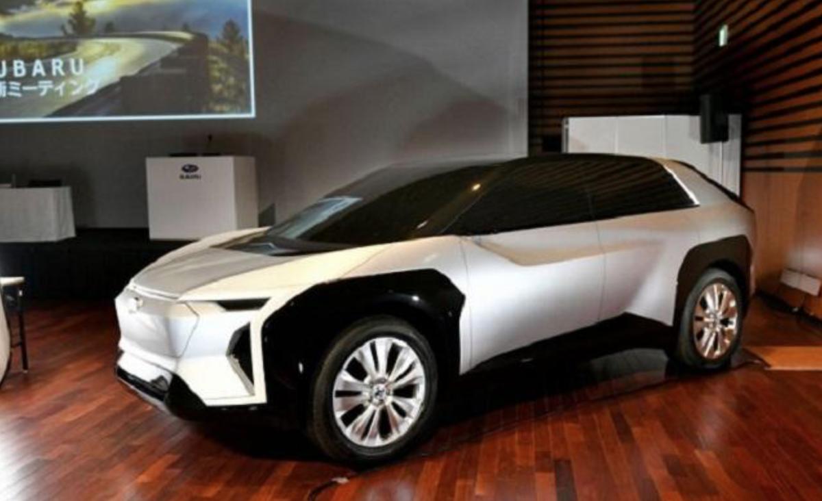 Subaru 也強調接下來純電、油電等要問世新車,都會搭載 AWD 四輪驅動系統。