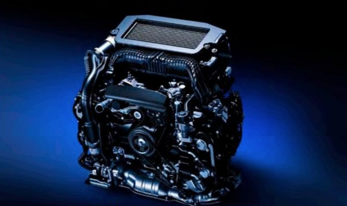 這具 1.8 升渦輪引擎依然未功開任何資訊,僅知會搭載今年要問世的大改款 Levorg 身上。