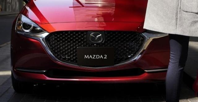 日媒透露 Mazda 2 即將在明年推出大改款車型。