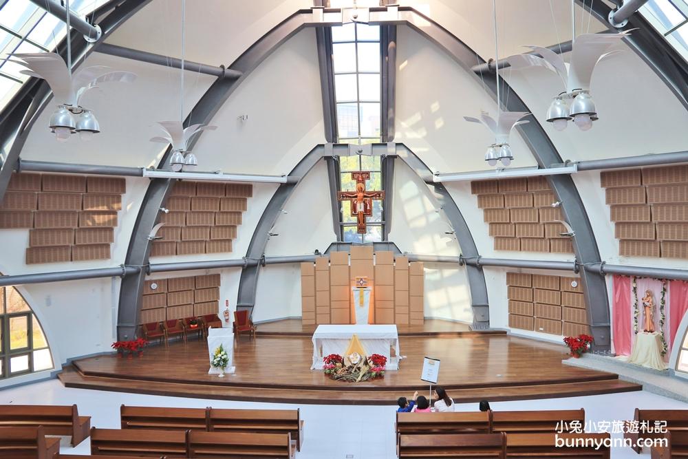 靜宜大學主顧聖母堂