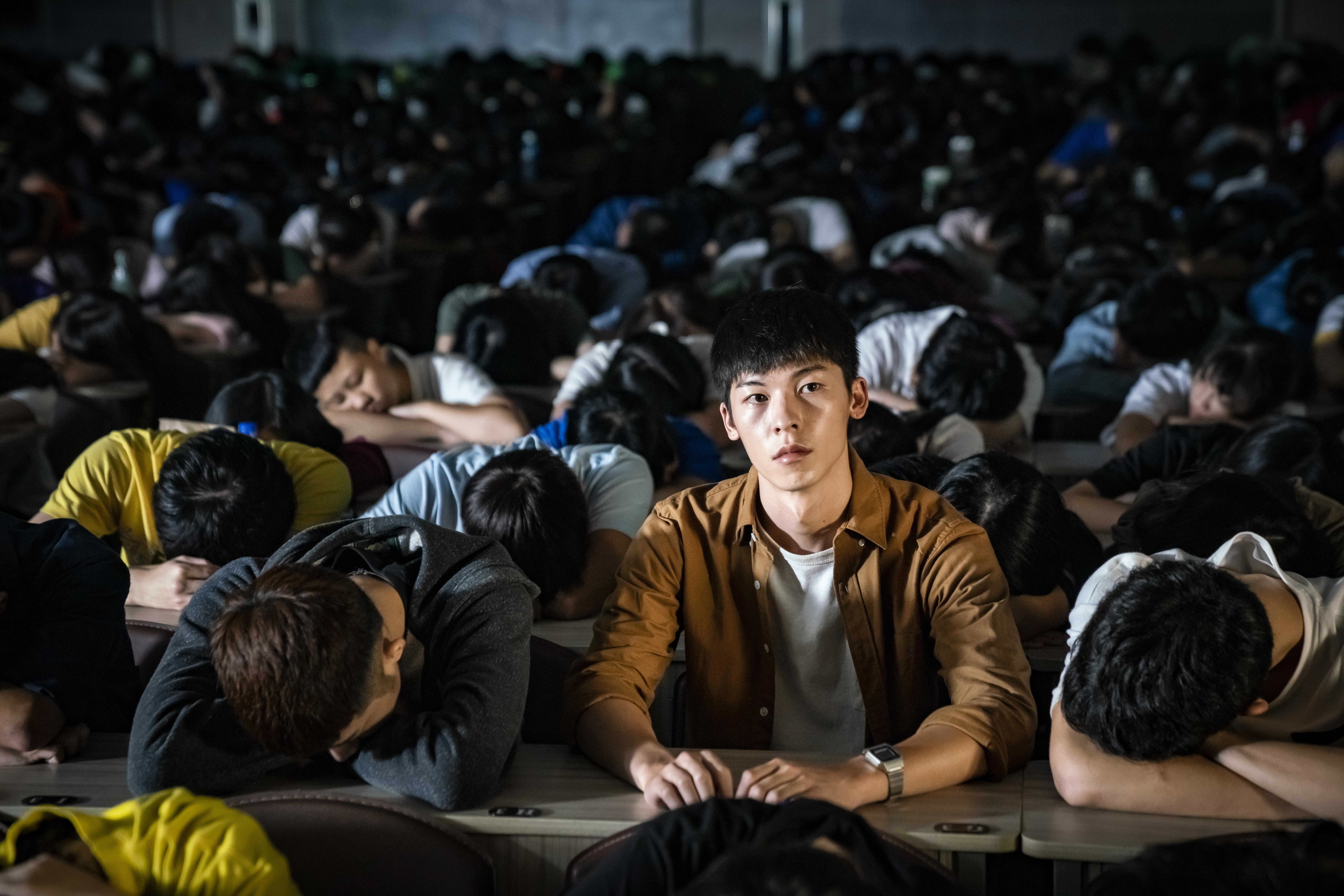 陳以文、巫建和、柯淑勤、劉冠廷、許光漢、温貞菱與尹馨主演的《陽光普照》