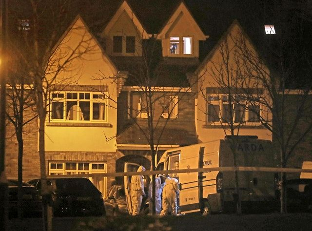 Irish police have described the deaths as 'unexplained' (Picture: PA)