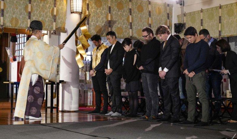 《特種部隊:蛇眼之戰》東京神社祈福