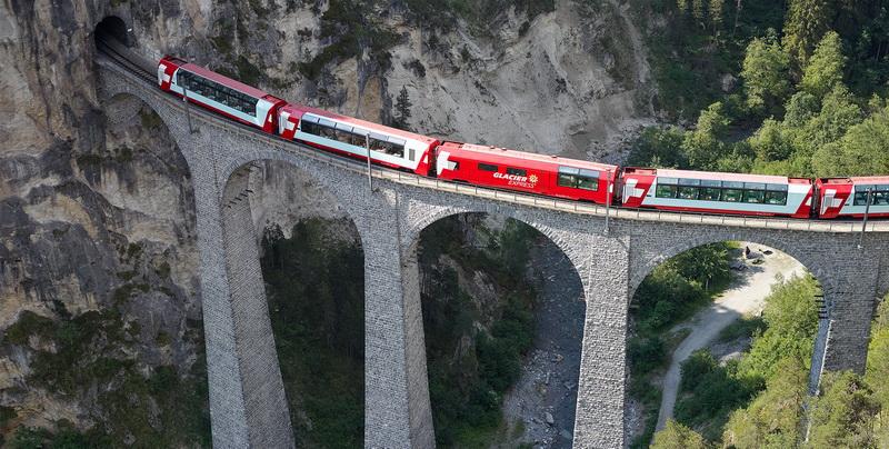 圖/冰河列車