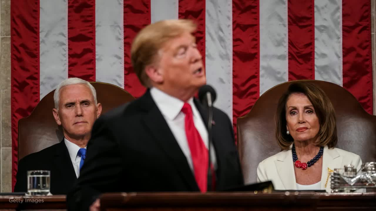 Pelosi says Trump has options for State of Union amid impeachment trial