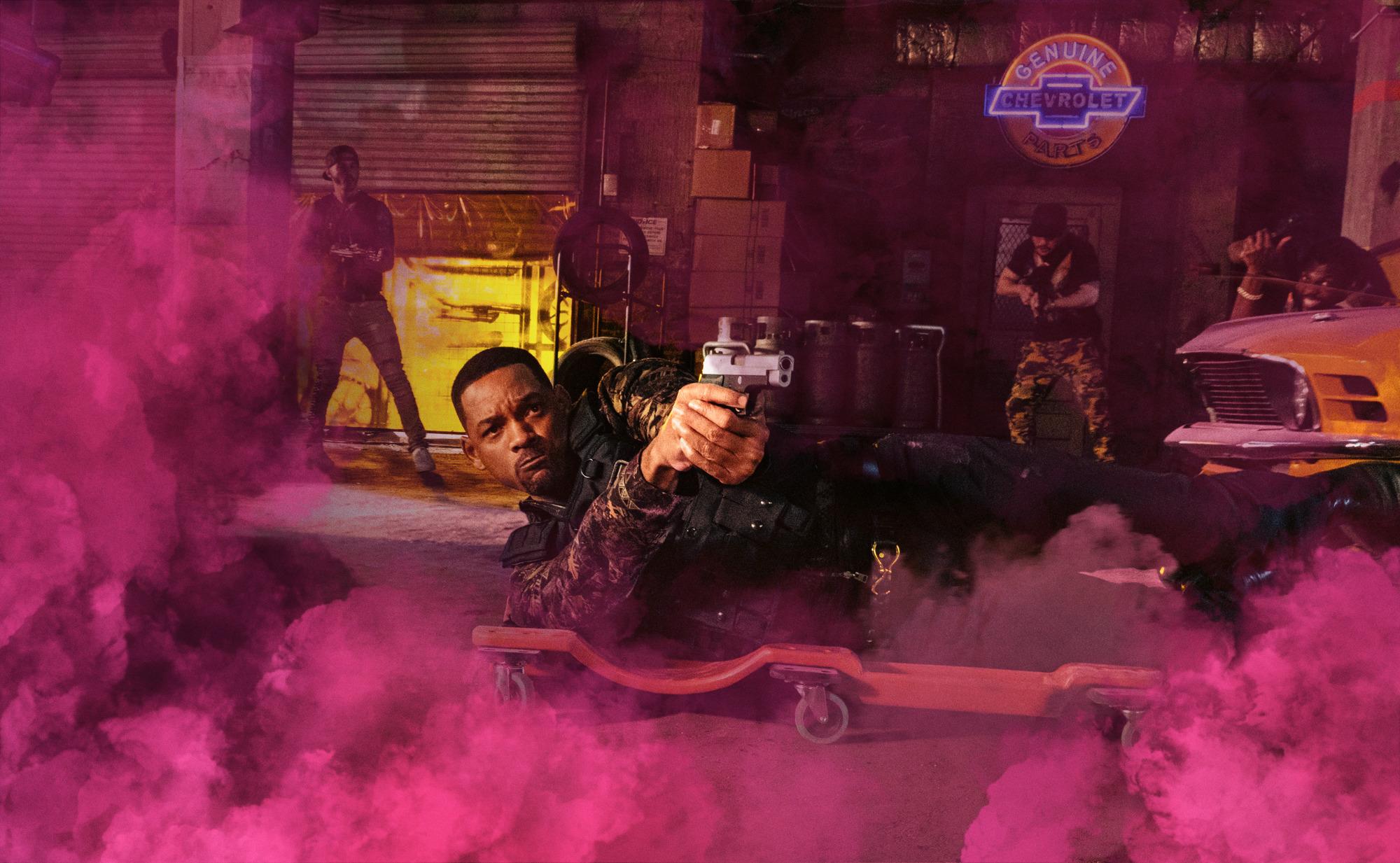 《絕地戰警FOR LIFE》搶先全球在台上映