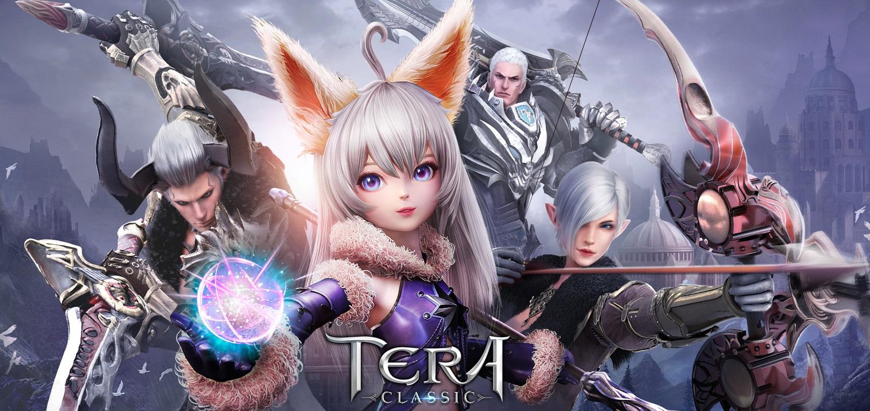 《TERA Classic》空有華麗畫面 內容卻頗為無聊