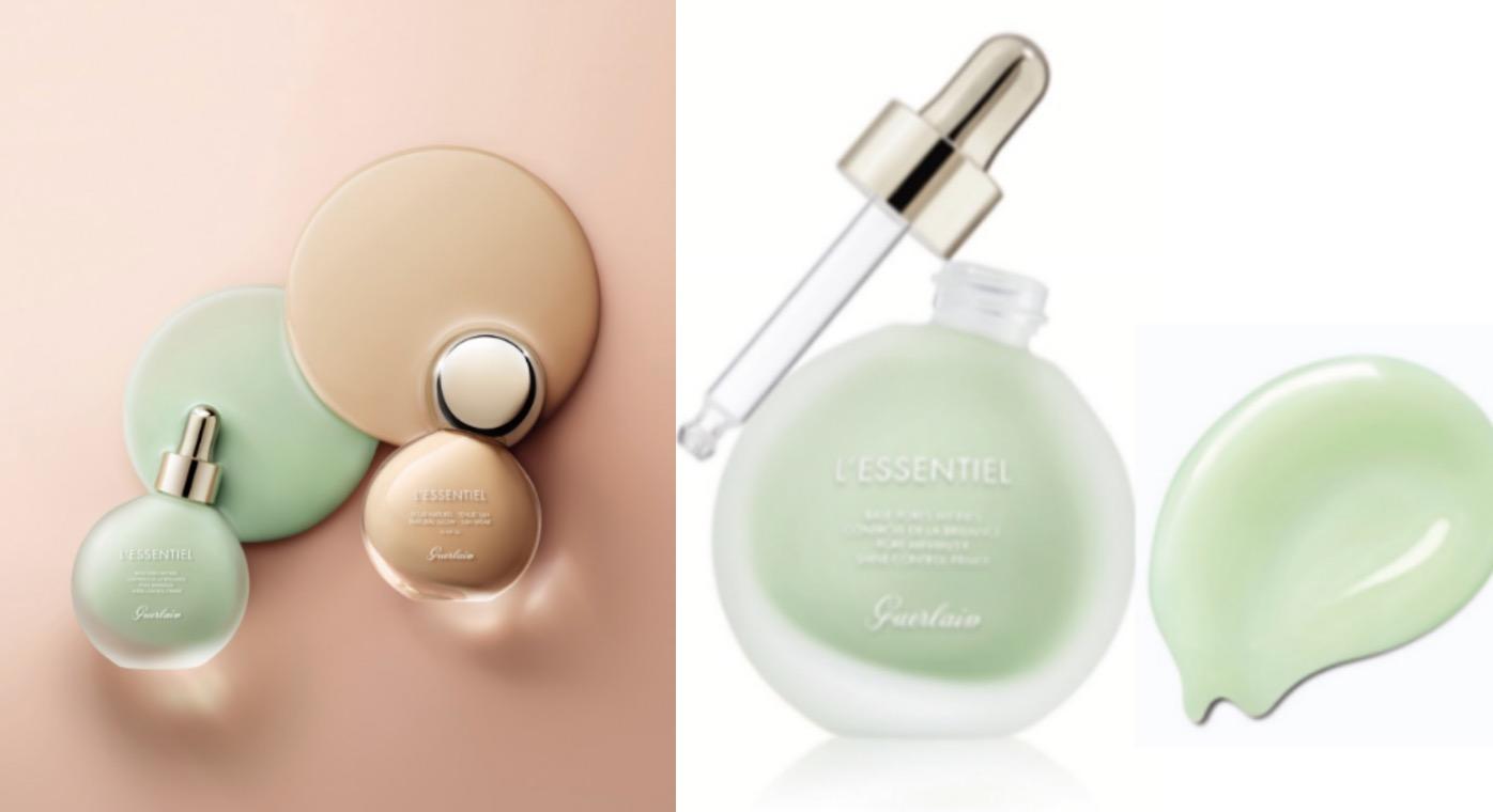 為搭配「亮顏裸光粉底液」精緻獨特的平身,設計師馬修.蘭納再度設計了這款符合人體工學的瓶身