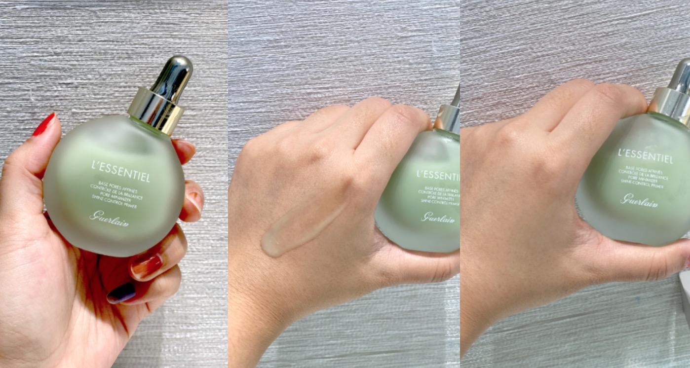 全新「極致毛孔神隱妝前凝露」針對毛孔及控油效果,讓底妝美麗再升級