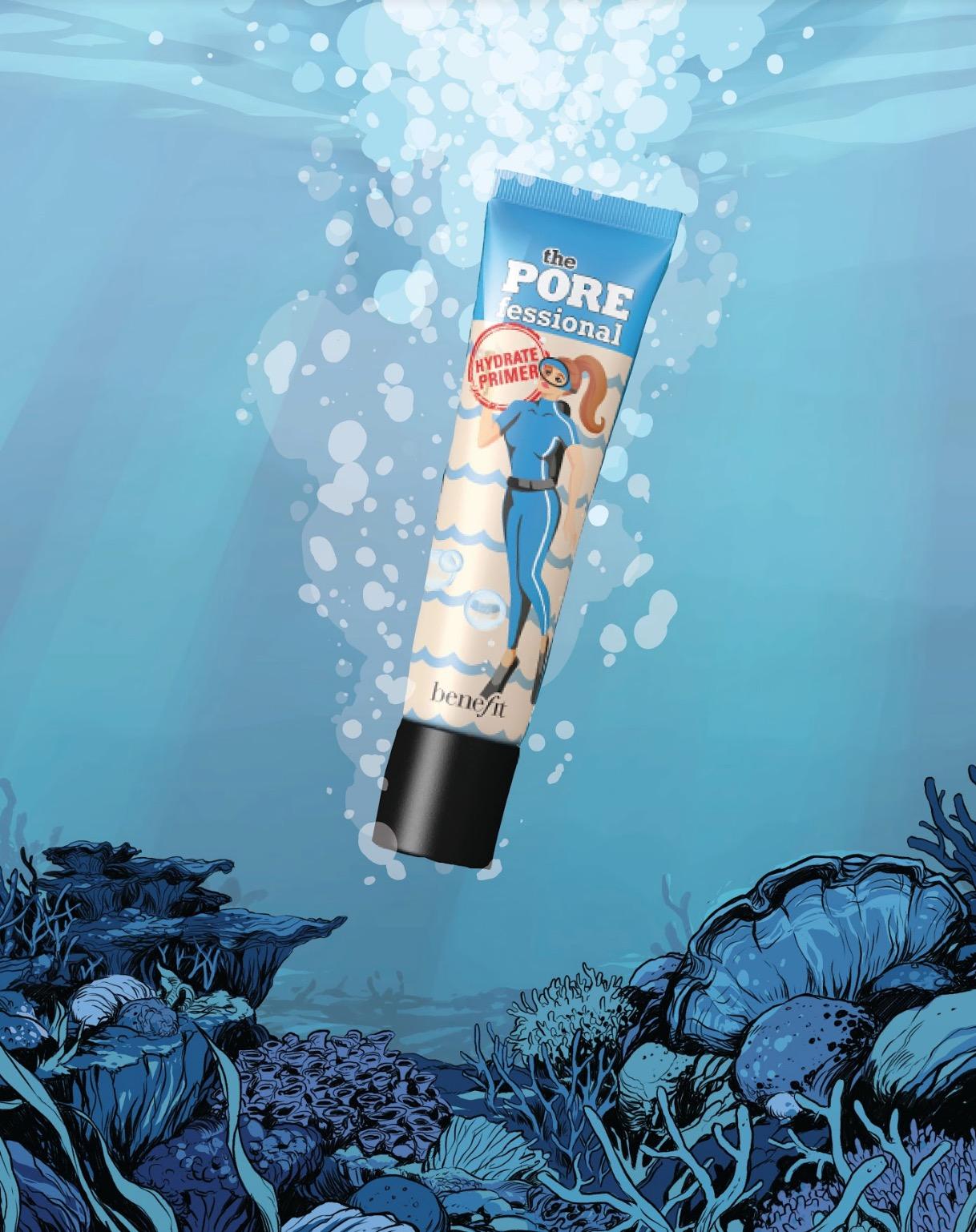 能讓肌膚爆水不卡紋的秘密就在於添加玻尿酸以及乳木果萃取,能加強水分承載量