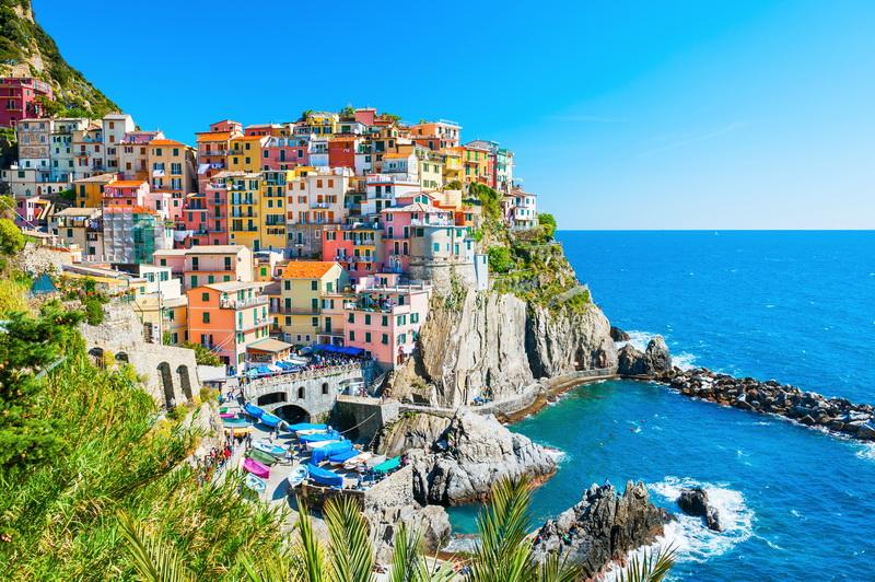 圖/義大利-五漁村