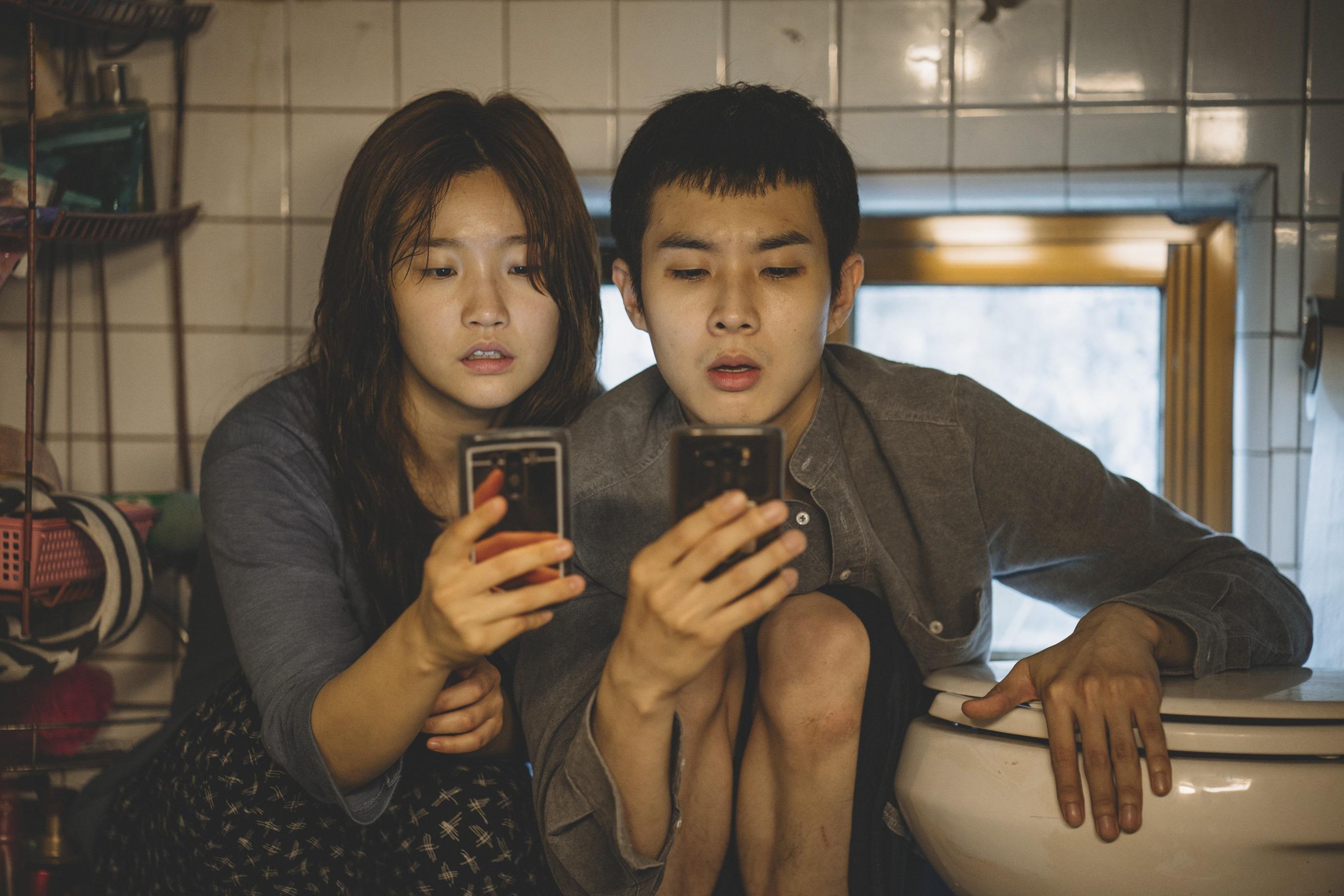 破奧斯卡紀錄 韓國電影《寄生上流》獲六項大獎提名
