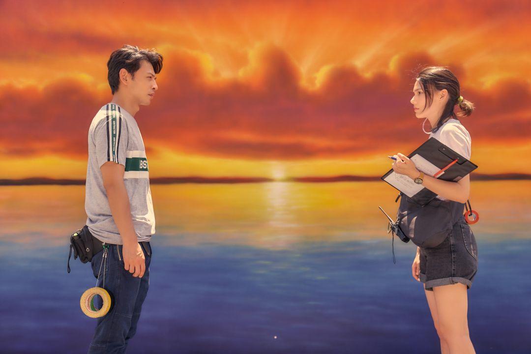 魏宏仁(阿KEN飾演)與紀惠欣(紀培慧飾演)兩人將展開練習談戀愛的不NG訓練