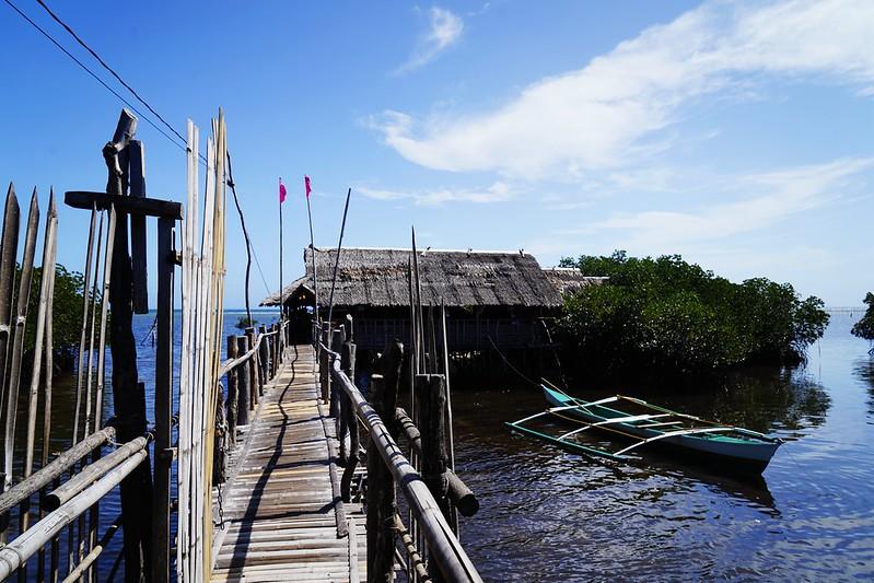 原始生態小島~Lamanok Island
