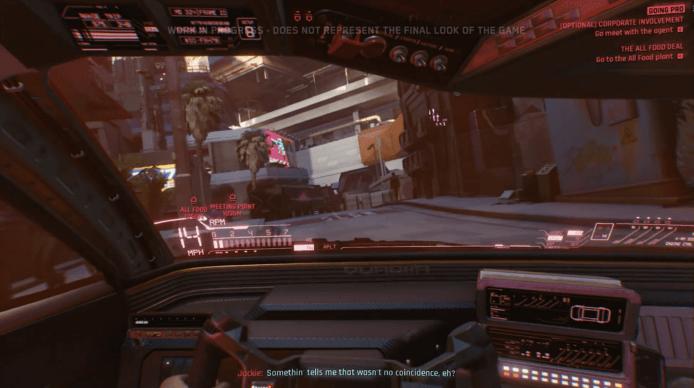《電馭叛客2077》載具操作感差