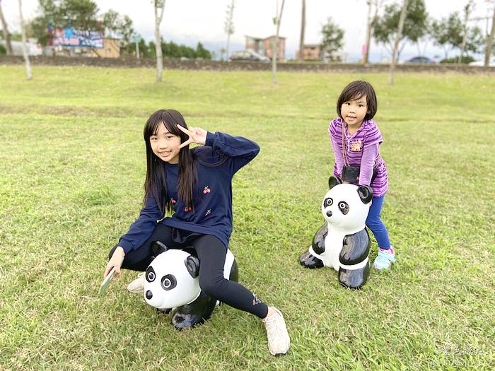 安農溪驛站熊貓大集合