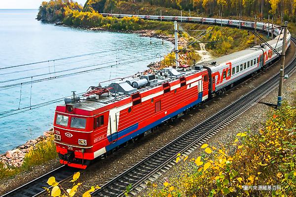 圖/西伯利亞鐵路