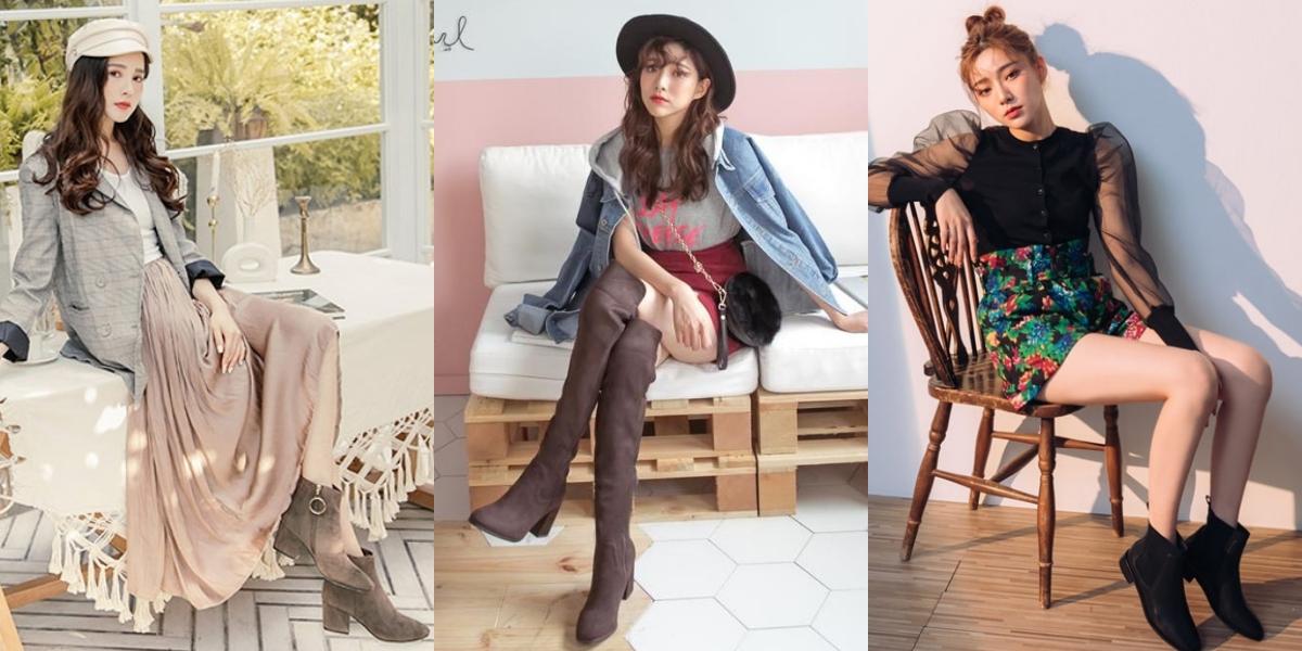 冬季剛需的靴子!腿長激增+3cm的『美腿神靴』這7款顯腿細又藏肉