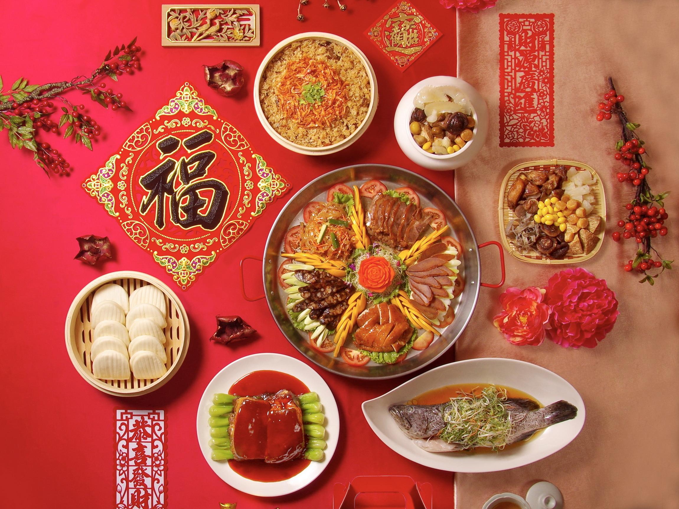 《農曆新年特集》金鼠年年菜出爐!全台新春開運年菜禮盒限量搶購中