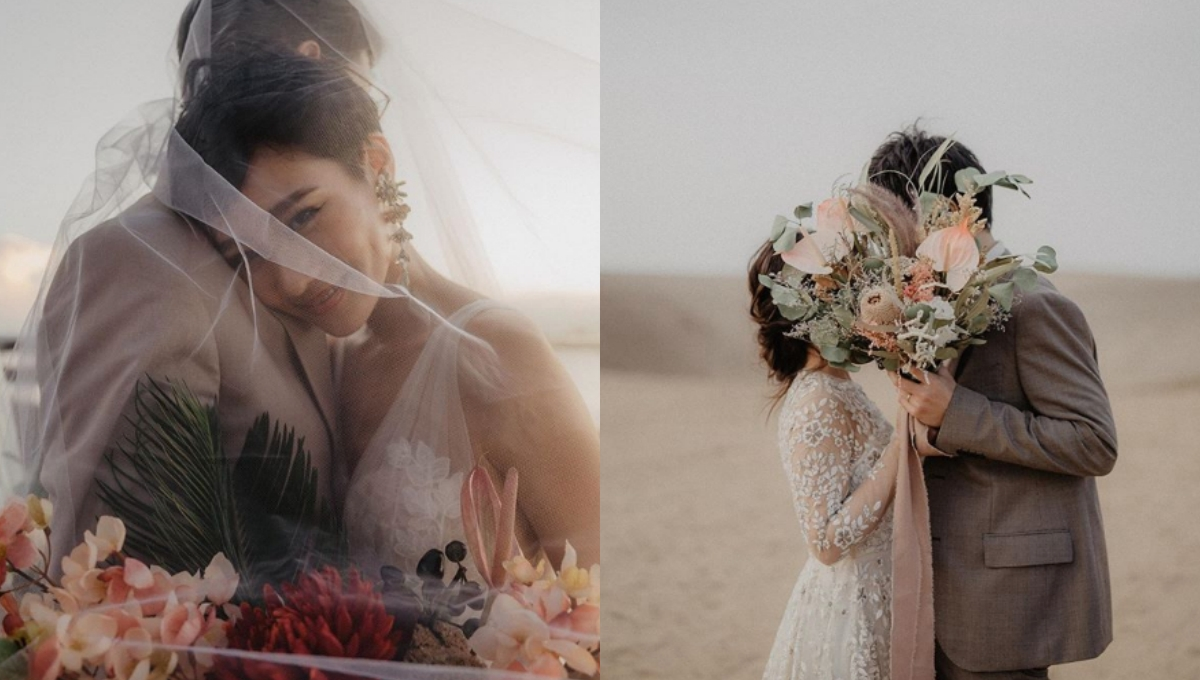 50年後看一樣美哭!簡約唯美的『文藝風婚紗』拍照範本,結婚就指定照樣拍