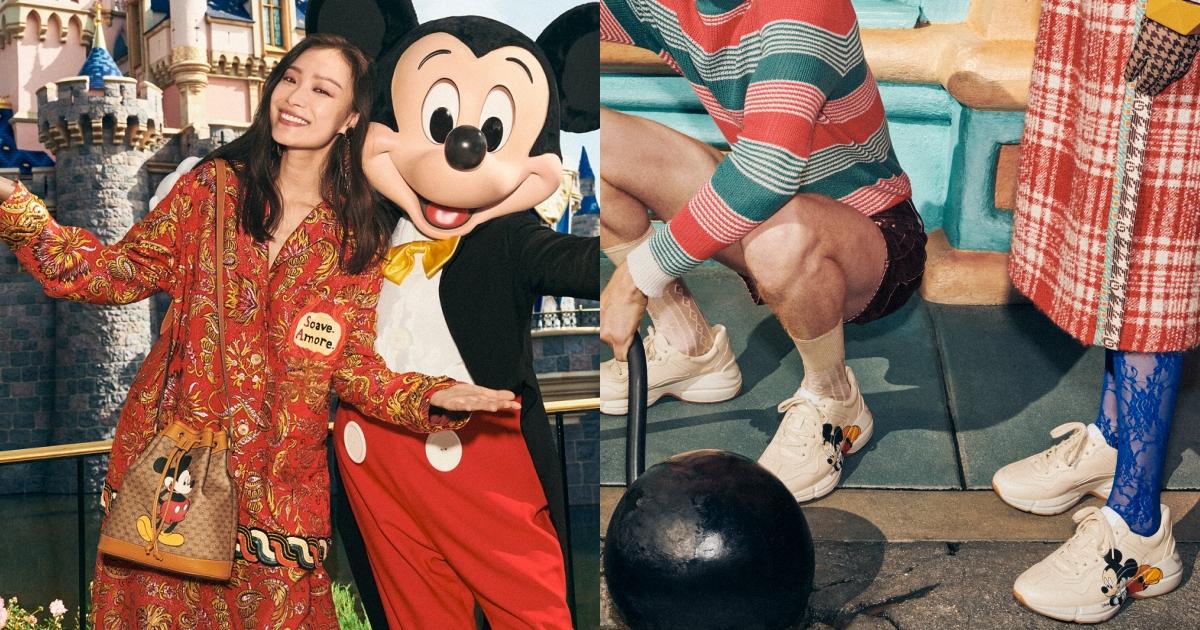 適逢生肖鼠年,Gucci創意總監Alessandro Michele計畫推出新春主題系列設計