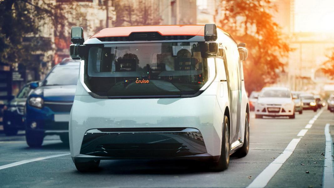 圖/「Origin」將率先在美國舊金山上線,最近也已獲准在加州公共道路上測試。