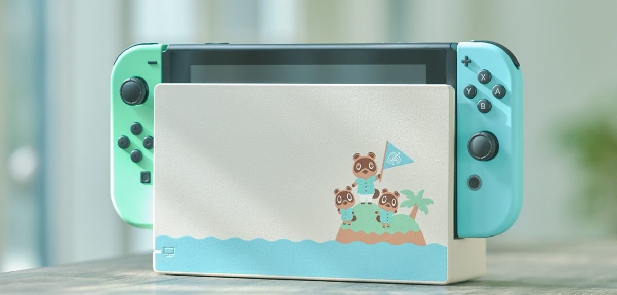 Nintendo Switch asdf