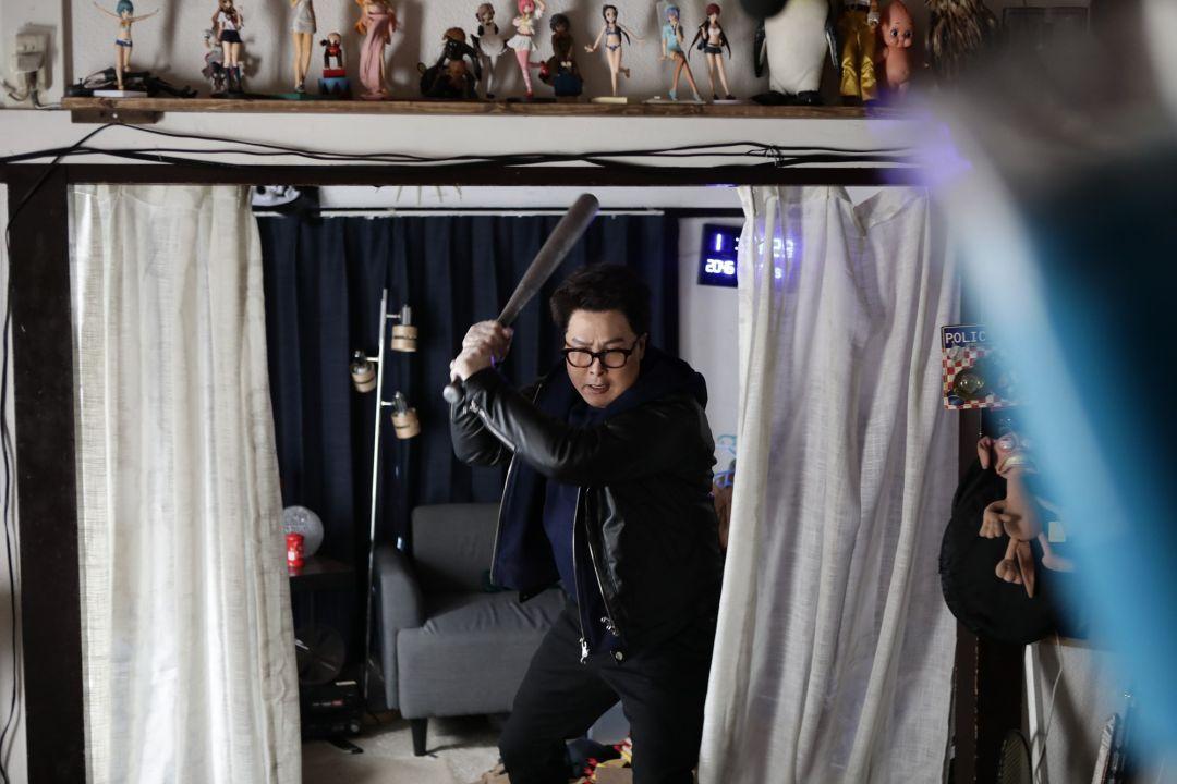 賀歲唯一動作強片《肥龍過江》 甄子丹穿上胖胖衣歡樂拜年