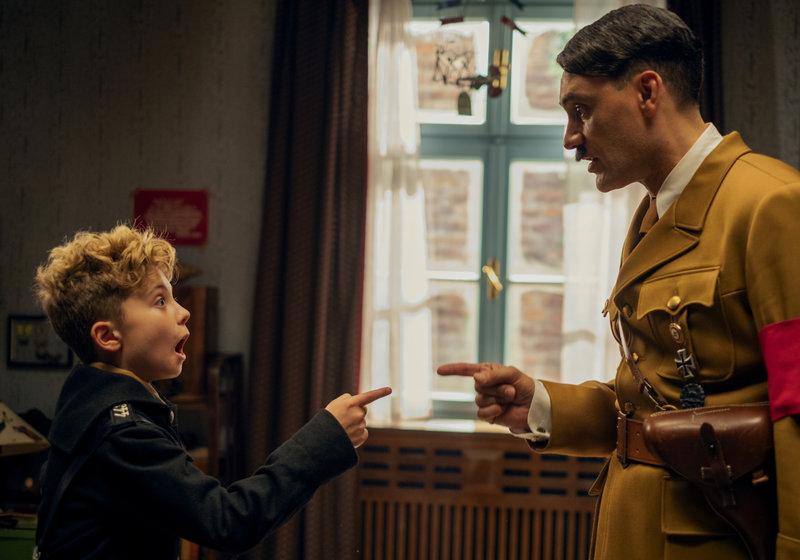 10歲《兔嘲男孩》納粹猶太分不清 笑著諷刺戰爭殘酷