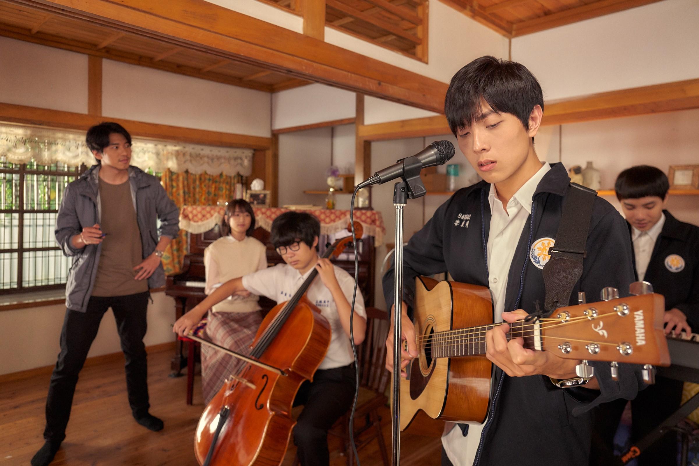 《你的情歌》柯佳嬿、謝博安和傅孟柏主演,1/23全台上映