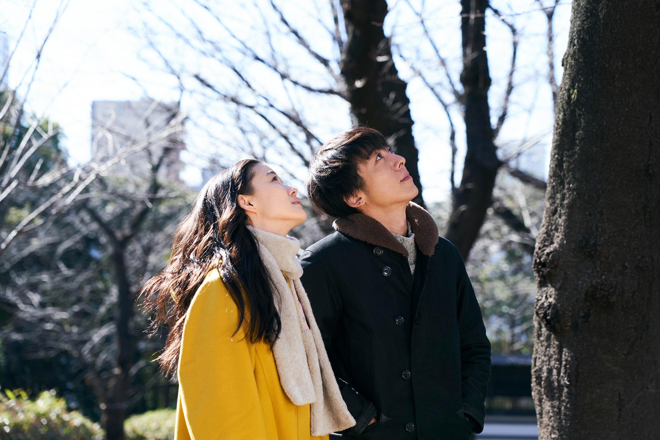 高橋一生(右)和蒼井優(左)在片中,除了激情床戲外,更有多場唯美的戀愛場景
