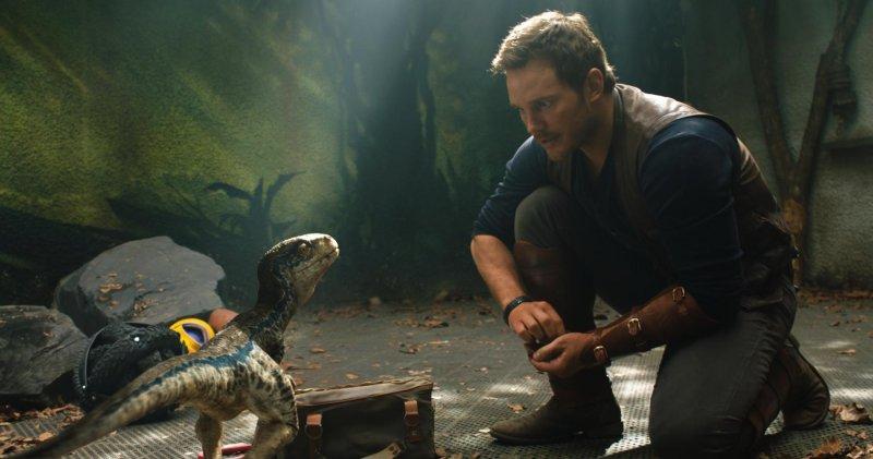 《侏羅紀世界:殞落國度》