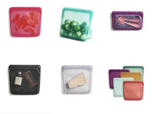 怦然心動的時髦收納魔法 | 美國Stasher,風靡全球手袋裡的珠光迷你包