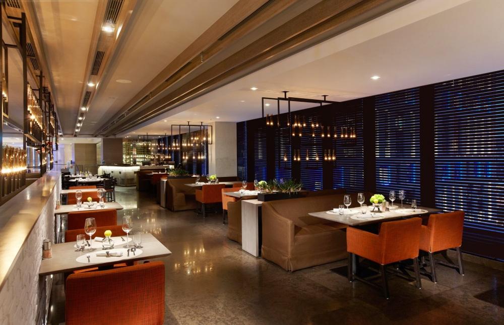La Farfalla 義式餐廳設計現代大方