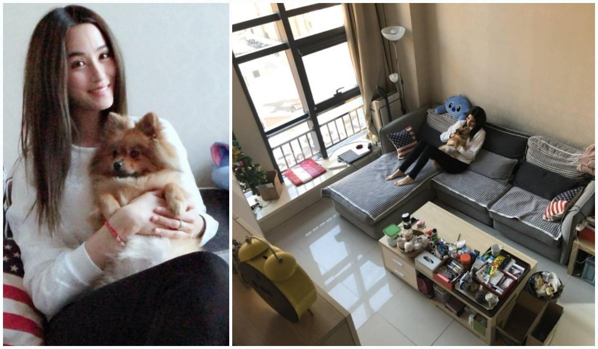 ▲最正音樂製作人黃荻鈞在北京的家