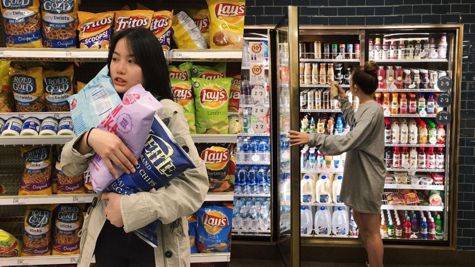 出國一定要到當地超市逛一圈,挖寶在地好物!