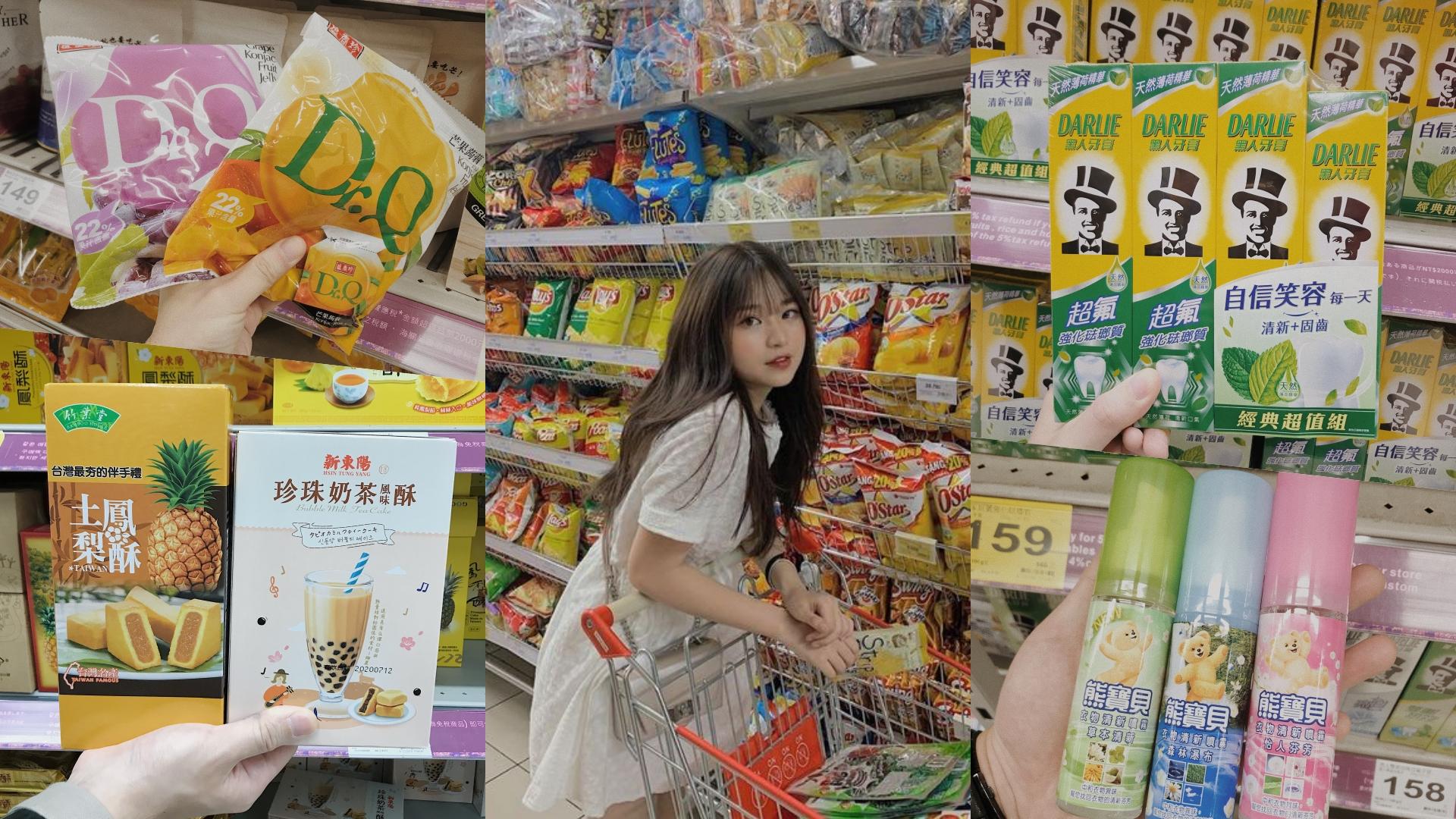 到底韓國人在家樂福都掃哪些貨?一次告訴你!