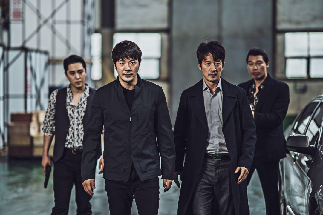 《大畫特務》韓國首周票房飆破3.5億台幣!