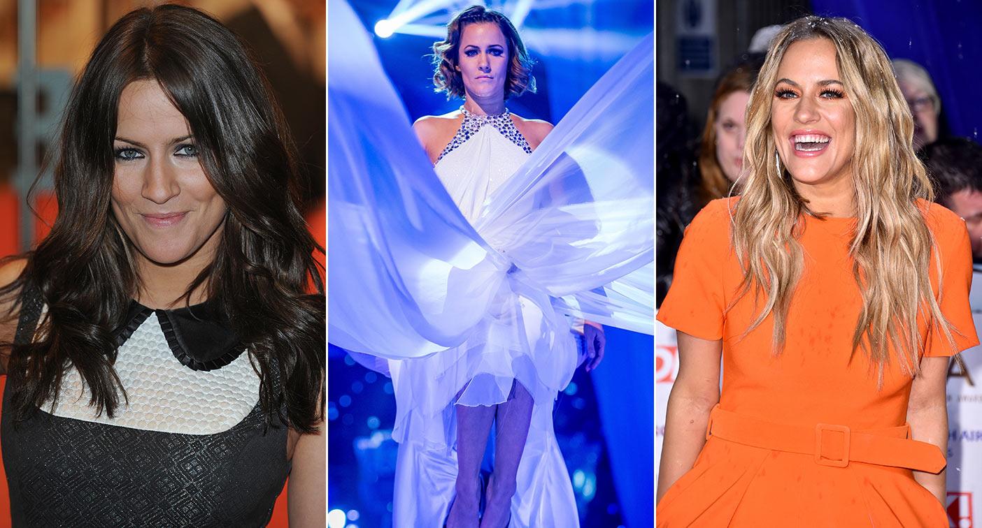 Caroline Flack profile: TV presenter's rise to fame