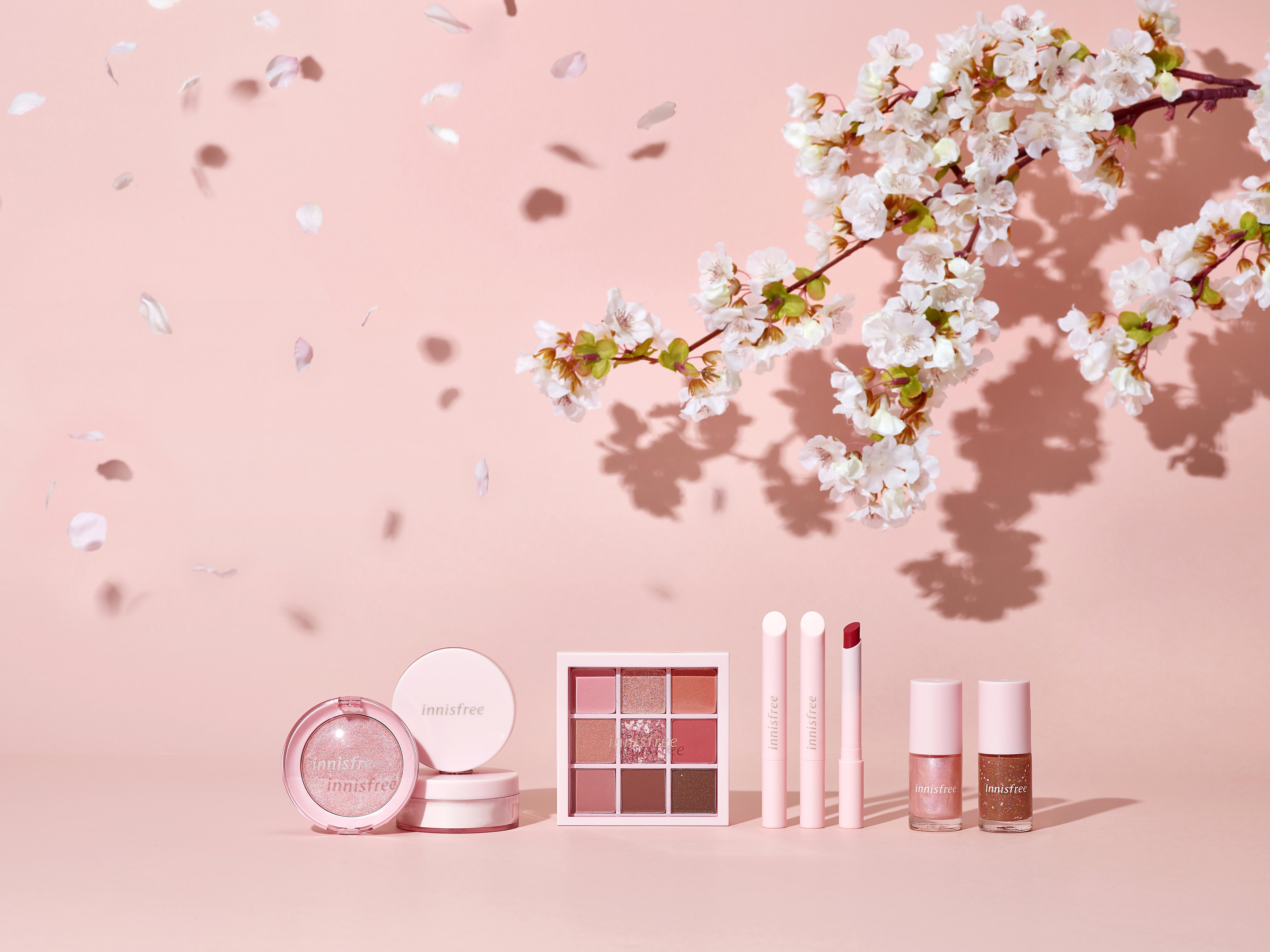 絕美的櫻花系列,讓人忍不住通通想包回家!